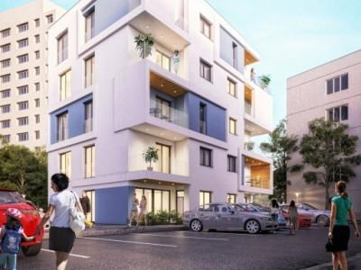 Arhitecture Residence Vitan Mall
